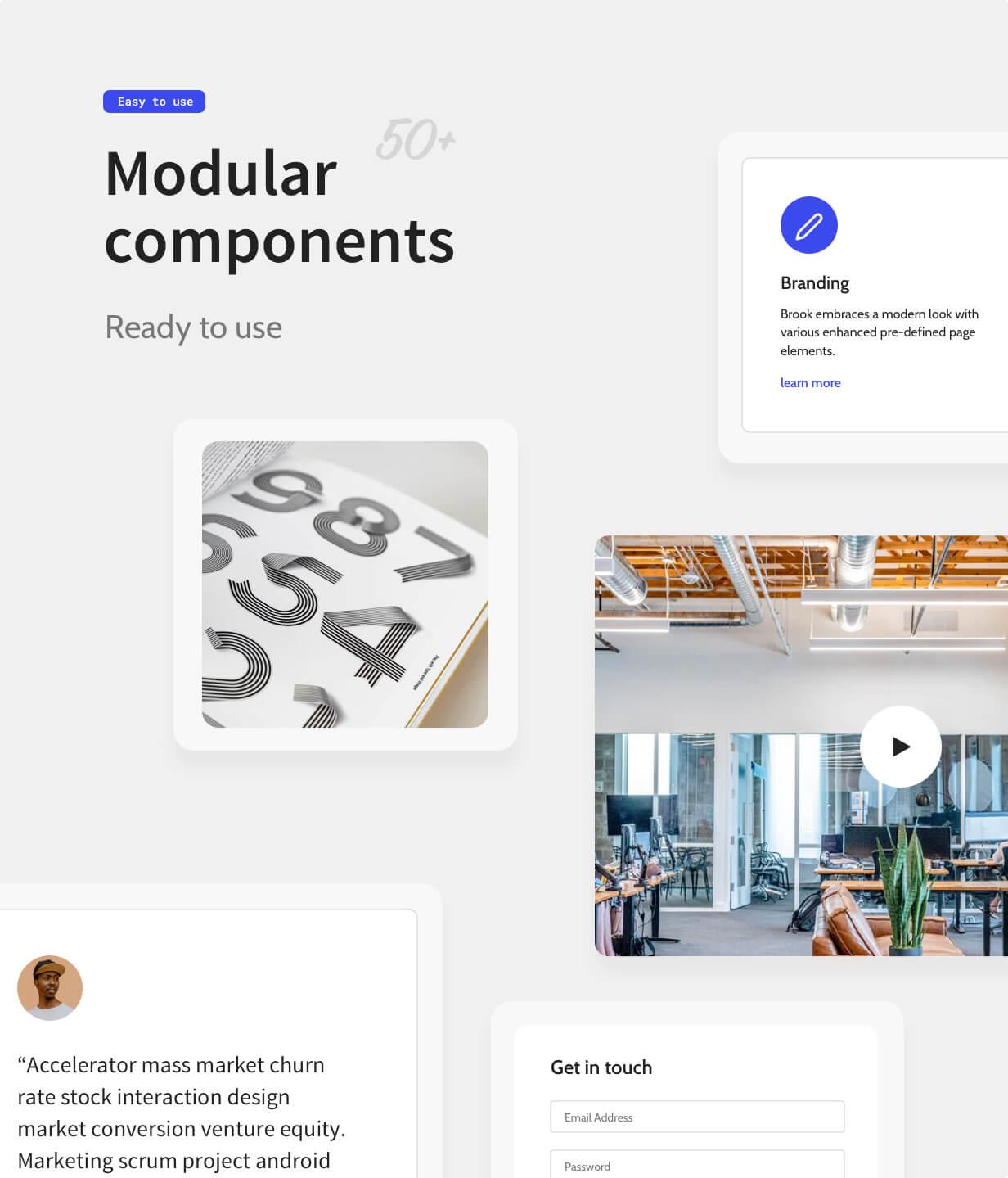 Fedelick - Corporate, Agency Multi-Purpose HTML Template - 5
